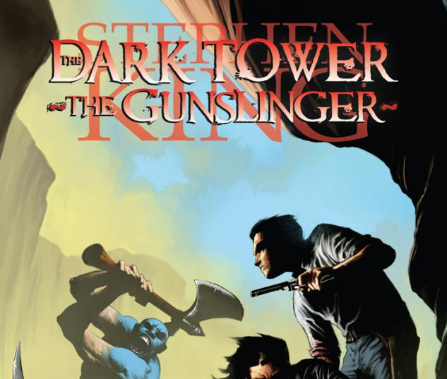 DARK TOWER: THE GUNSLINGER - EVIL GROUND 1