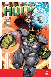 Indestructible Hulk #8 