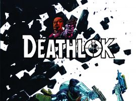 DEATHLOK 9 (WITH DIGITAL CODE)