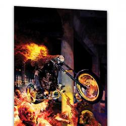 Ghost Rider Vol. 2: The Life & Death of Johnny Blaze (2007)