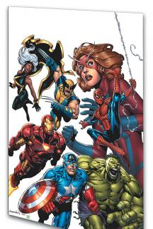 Marvel Adventures the Avengers Vol. 1: Heroes Assembled (Digest)