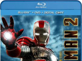 'Iron Man 2' Blu-ray/DVD Combo Pack
