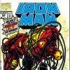 Iron Man (1968) #309 Cover