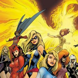 Women of Marvel: Celebrating Seven Decades (2010)