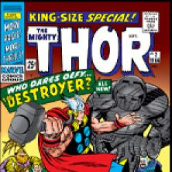 Thor Annual (1966 - 2001)
