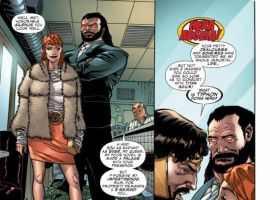 INCREDIBLE HERCULES #127 preview page 7