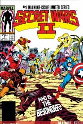 Secret Wars II #1