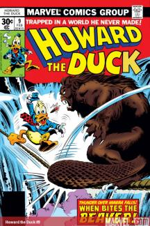 Howard the Duck (1976) #9