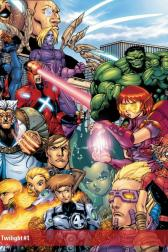 Marvel Mangaverse: Eternity Twilight #1 