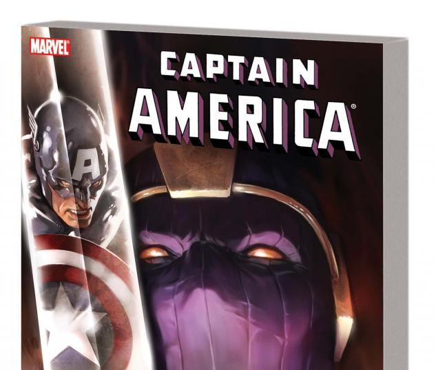 CAPTAIN AMERICA: NO ESCAPE TPB cover