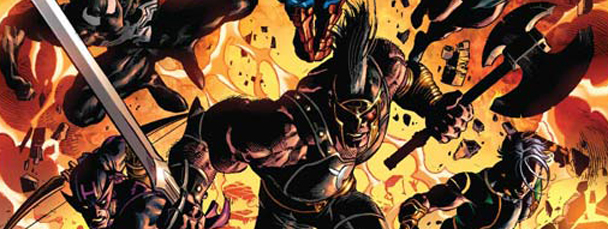 Sneak Peek: The Marvel Art of Mike Deodato