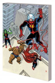 FF Vol. 1: Fantastic Faux (Trade Paperback)