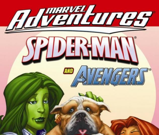 Marvel Adventures Spider-Man and the Avengers (Digest) (Digest)