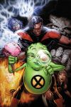 Nation X #4 cover by Phil Jimenez