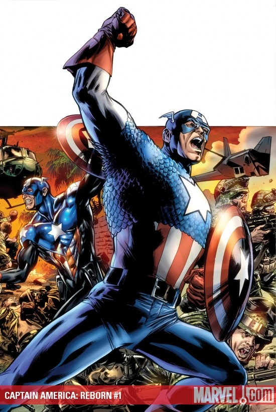 CAPTAIN AMERICA: REBORN #1