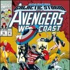 Avengers West Coast #81