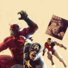 Marvel Previews for April 2008