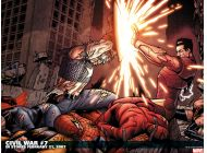 Civil War (2006) #7 Wallpaper