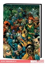 Secret Invasion (Hardcover)