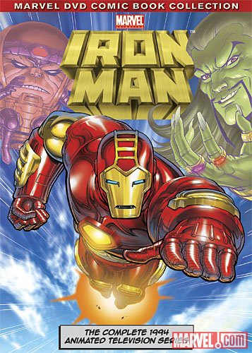 Image Featuring Iron Man, Mandarin