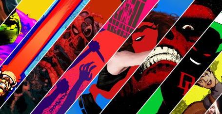 13 New Marvel Wallpapers