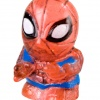 Marvel Squinkies- Transparent Spider-Man