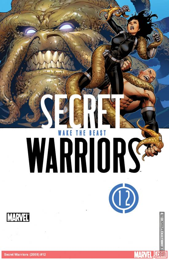 Secret Warriors (2008) #12