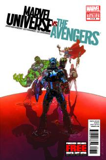 Marvel Universe vs. The Avengers (2012) #1