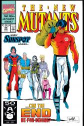 New Mutants #99 