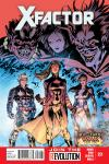 Cover from X-Factor (2005) #251