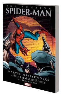 Marvel Masterworks: The Amazing Spider-Man (Trade Paperback)