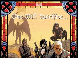 Image Featuring Domino, Wolverine, X-23, X-Force, Archangel