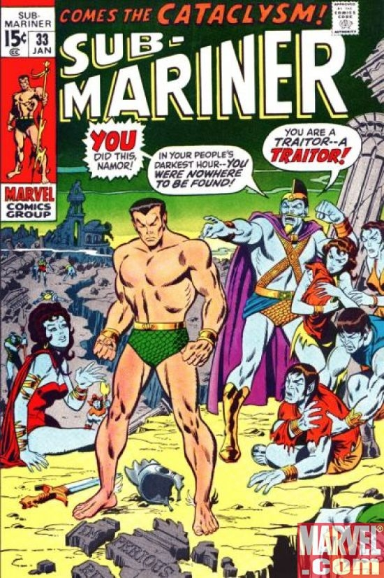 SUB-MARINER #33