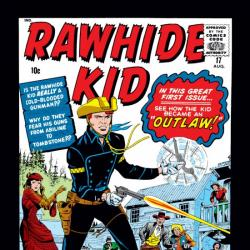 Rawhide Kid #17