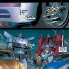 The Avengers Battle The Autobots!