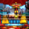 Tony Stark suits up as Iron Man in Marvel Pinball