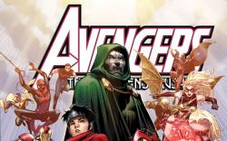 Cover From Avengers: Children's Crusade #4