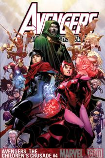 Avengers: The Children's Crusade (2011) #4
