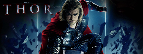 2 New Thor International Posters