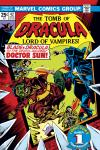 Tomb of Dracula (1972) #42 Cover