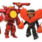 Avengers vs. X-Men Minimates: Round 2