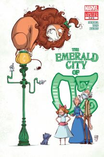 The Emerald City of Oz #2