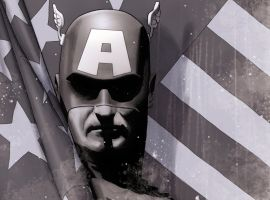 Follow the History of Captain America Pt. 32
