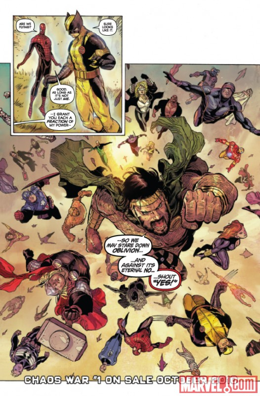 Image Featuring Hercules (Heracles), Spider-Man, Thor