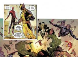 Image Featuring Hercules, Spider-Man, Thor