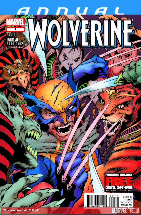 WOLVERINE ANNUAL 1 (WITH DIGITAL CODE)