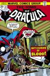 Tomb of Dracula (1972) #32 Cover