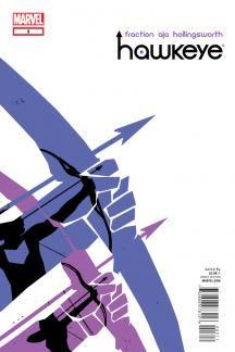 Hawkeye (2012) #3
