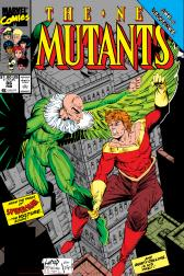New Mutants #86 