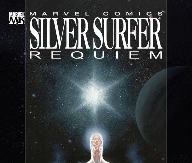 Cover for Silver Surfer: Requiem (2007) #1